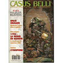 Casus Belli N° 66 (Premier magazine des jeux de simulation)