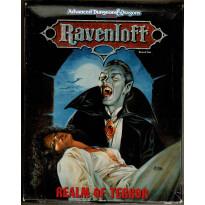 Realm of Terror - Boxed Set (jdr Ravenloft AD&D 2e édition en VO) 002