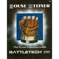 House Steiner - The Lyran Commonwealth (jeu de figurines BattleTech) 001