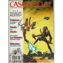 Casus Belli N° 61 (Premier magazine des jeux de simulation)