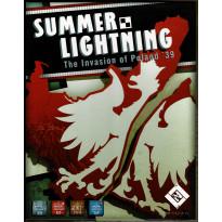 Summer Lightning - The Invasion of Poland 1939 (wargame Lock'N'Load en VO) 001