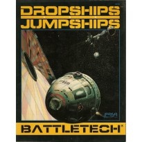 Dropships and Jumpships (jeu de figurines BattleTech) 001