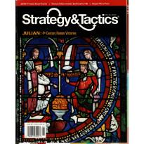 Strategy & Tactics N° 266 - Julian 4th Century Roman Victories (magazine de wargames en VO)