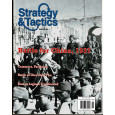 Strategy & Tactics N° 259 - Battle for China 1937 (magazine de wargames en VO) 002