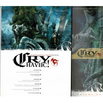Cry Havoc Volume 05 & Aides de jeu (magazines Jeux de figurines Rackham en VF) 001