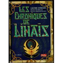 Les Chroniques de Linaïs - Deuxième Edition (jdr L'Ultime Epreuve de Jeux Actuels en VF) 002
