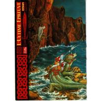 L'Ultime Epreuve - Ecran du Maître de Jeu (jdr 3e édition de Jeux Actuels en VF) 002
