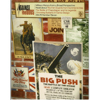 Against the Odds Nr. 11 - The Big Push (A journal of history and simulation en VO) 001