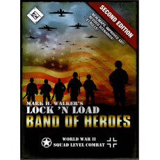 Lock'N'Load - Band of Heroes Second Edition (wargame de LnL Publishing en VO)
