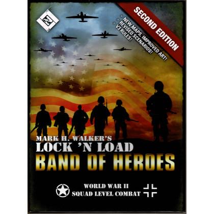 Lock'N'Load - Band of Heroes Second Edition (wargame de LnL Publishing en VO) 002