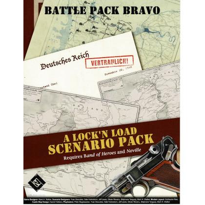 Battle Pack Bravo - Band of Heroes (wargame Lock'N'Load en VO) 002