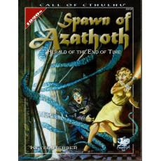Spawn of Azathoth (Rpg Call of Cthulhu en VO)