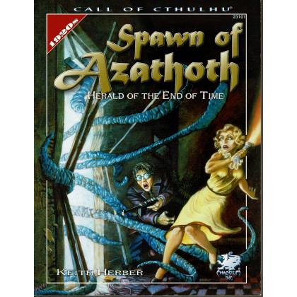 Spawn of Azathoth (Rpg Call of Cthulhu en VO) 001