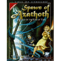 Spawn of Azathoth (Rpg Call of Cthulhu en VO) 001