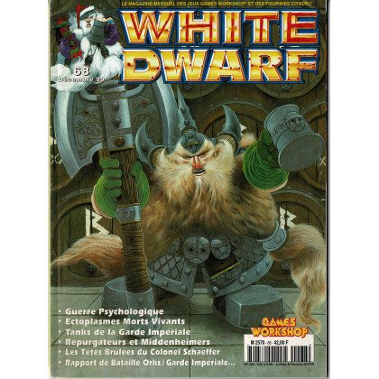 White Dwarf N° 68 (magazine de jeux de figurines Games Workshop en VF) 001