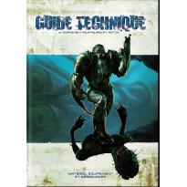 Guide Technique (jdr Polaris 3e édition de BBE en VF)