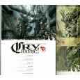 Cry Havoc Volume 03 & Aides de jeu (magazines Jeux de figurines Rackham en VF) 001