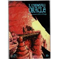 L'Oiseau Oracle N° 3 (prozine jdr Rêve de Dragon en VF) 001
