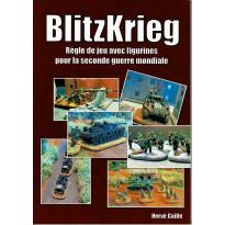 BlitzKrieg - Règle de jeu avec figurines pour la seconde guerre mondiale (Livre V1 en VF) 002