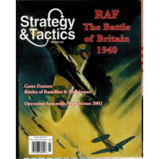 Strategy & Tactics N° 256 - RAF The Battle of Britain 1940 (magazine de wargames en VO)