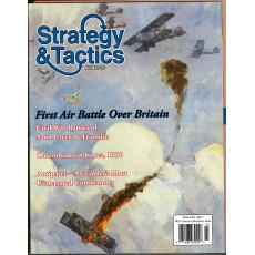 Strategy & Tactics N° 255 - First Air Battle over Britain 1917-1918 (magazine de wargames en VO)