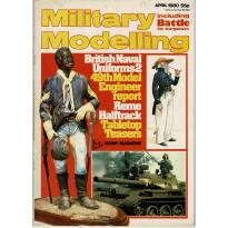Military Modelling Vol. 10 No. 4 (Battle for Wargamers en VO) 001