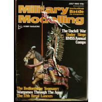 Military Modelling Vol. 10 No. 7 (Battle for Wargamers en VO) 001