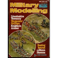 Military Modelling Vol. 10 No. 5 (Battle for Wargamers en VO)