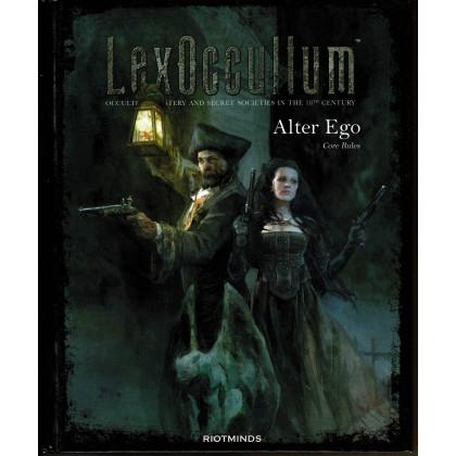 Alter Ego - Core Rules (jdr Lex Occultum de Riotminds en VO) 001