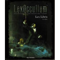 Lex Libris - Core Rules (jdr Lex Occultum de Riotminds en VO)
