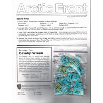 Arctic Front - Finland's War 1939-1944 (wargame Panzer Grenadier d'Avalanche Press en VO)