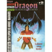 Dragon Magazine N° 25 (L'Encyclopédie des Mondes Imaginaires) (001)