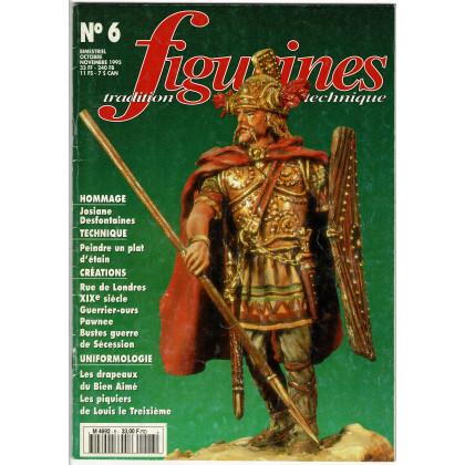 Figurines Magazine N° 6 (magazines de figurines de collection) 001