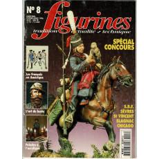 Figurines Magazine N° 8 (magazines de figurines de collection)