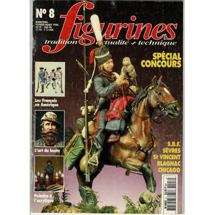 Figurines Magazine N° 8 (magazines de figurines de collection) 001