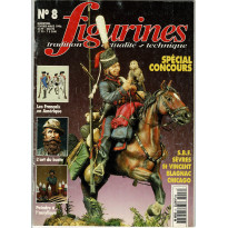 Figurines Magazine N° 8 (magazines de figurines de collection)