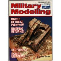 Military Modelling Vol. 9 No. 12 (Battle for Wargamers en VO) 001