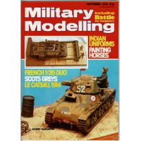 Military Modelling Vol. 9 No. 10 (Battle for Wargamers en VO) 001
