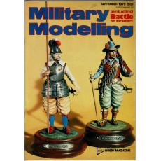 Military Modelling Vol. 9 No. 9 (Battle for Wargamers en VO)