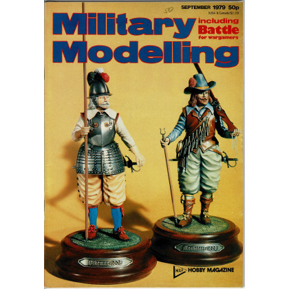 Military Modelling Vol. 9 No. 9 (Battle for Wargamers en VO) 001