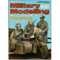 Military Modelling Vol. 9 No. 11 (Battle for Wargamers en VO) 001