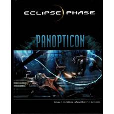 Eclipse Phase - Panopticon (jdr de Black Book Editions en VF)