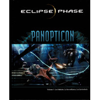 Eclipse Phase - Panopticon (jdr de Black Book Editions en VF) 001