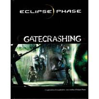 Eclipse Phase - Gatecrashing (jdr de Black Book Editions en VF)