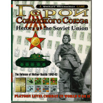 Heroes of the Soviet Union (wargame Panzer Grenadier d'Avalanche Press en VO)