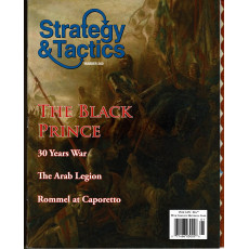 Strategy & Tactics N° 260 - The Black Prince (magazine de wargames en VO)