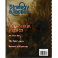 Strategy & Tactics N° 260 - The Black Prince (magazine de wargames en VO) 001