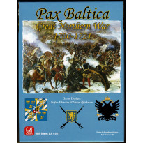 Pax Baltica - Great Northern War 1700-1721 (wargame de GMT en VO)