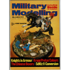 Military Modelling Vol. 9 No. 3 (Battle for Wargamers en VO)
