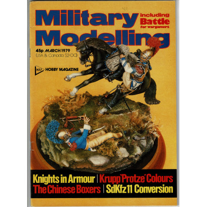 Military Modelling Vol. 9 No. 3 (Battle for Wargamers en VO) 001
